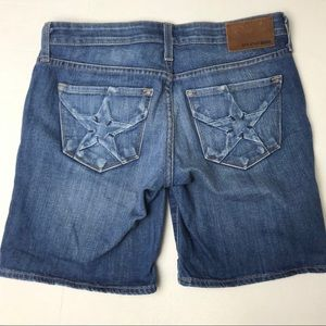 Big Star Remy Low Rise Shorts 27
